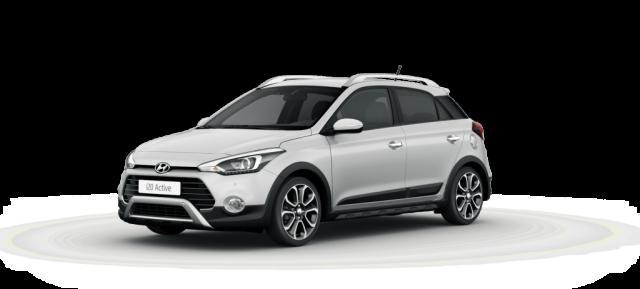 Nový Hyundai i20 active jedinečný v každom detaile so širokými možnosťami využitia
