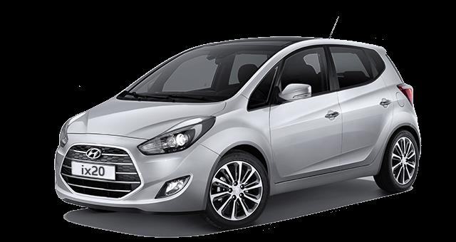 Nový Hyundai ix20 priestor, ktorý ponúka neobmedzené možnosti