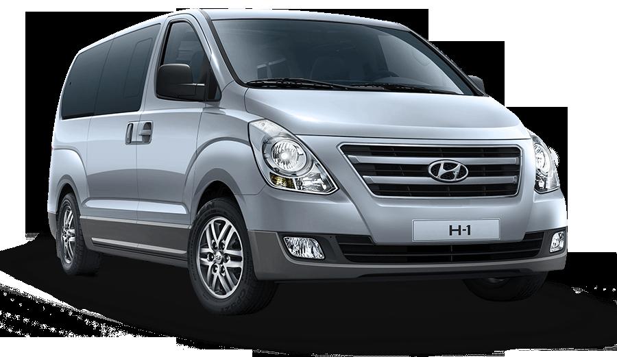 Hyundaj H1 moderný, výkonný a všestranný od Autopolis